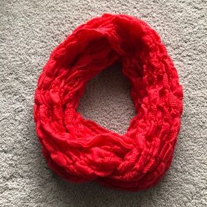 Accessories - Women's infinity scarf